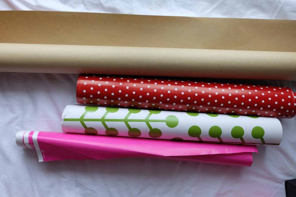gift wrappers