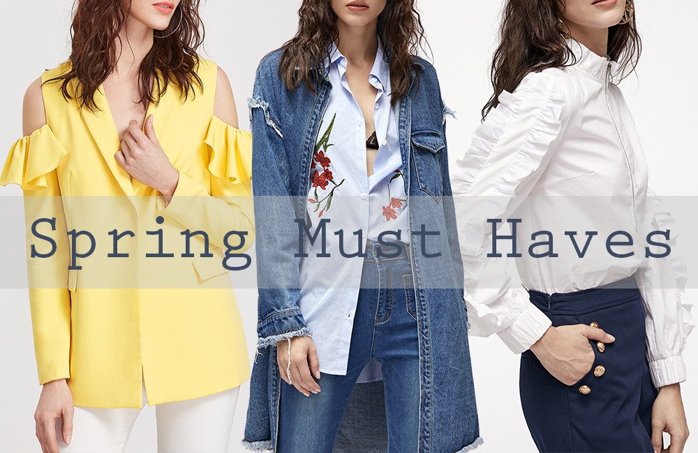 shein spring must haves