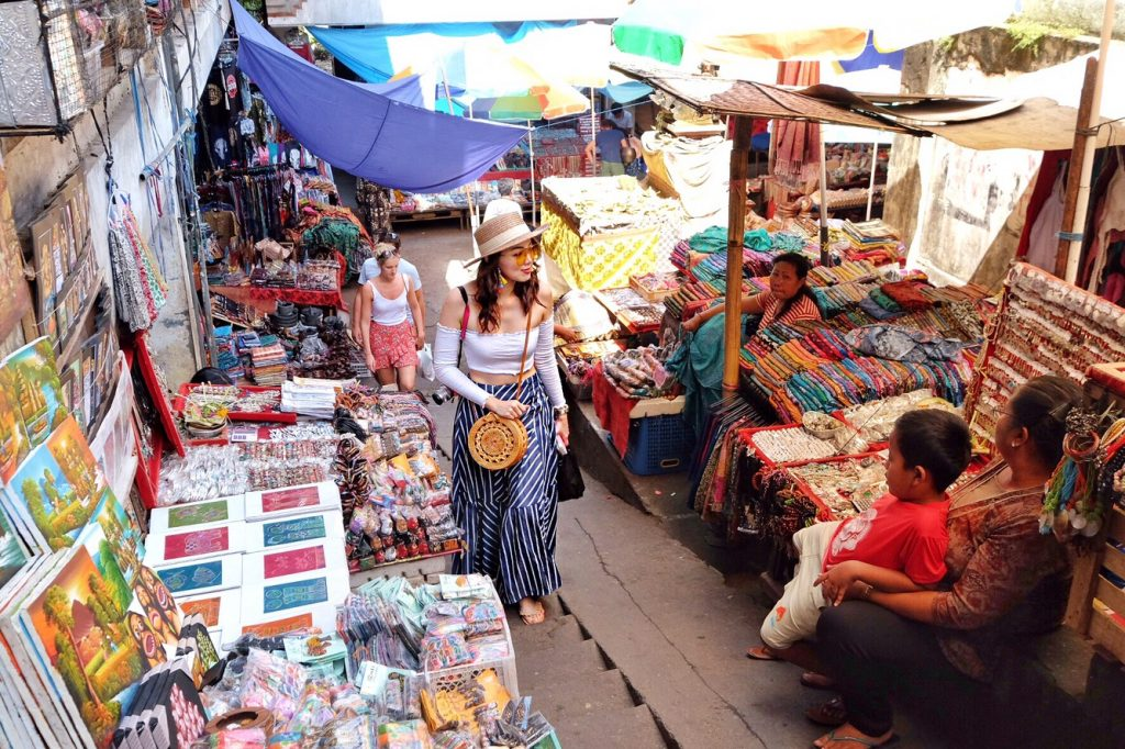 Hone Your Haggling Skills While Shopping At Ubud Market In Bali